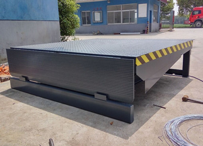 Take you into the world of hydraulic dock leveler